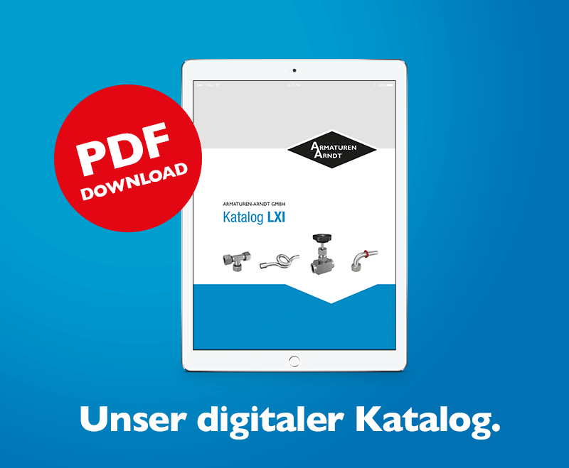 ARMATUREN-ARNDT Katalog downloaden